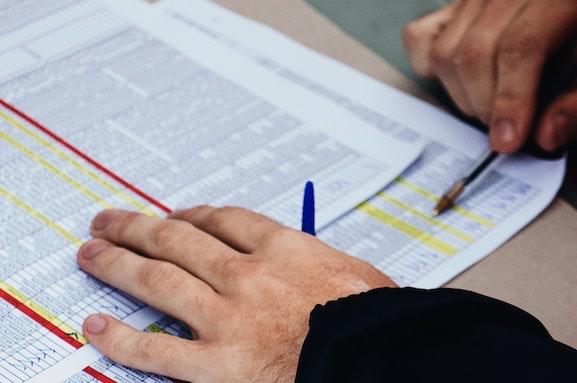 EVR  - Pärningud, statistilised andmed ja väljavõtted